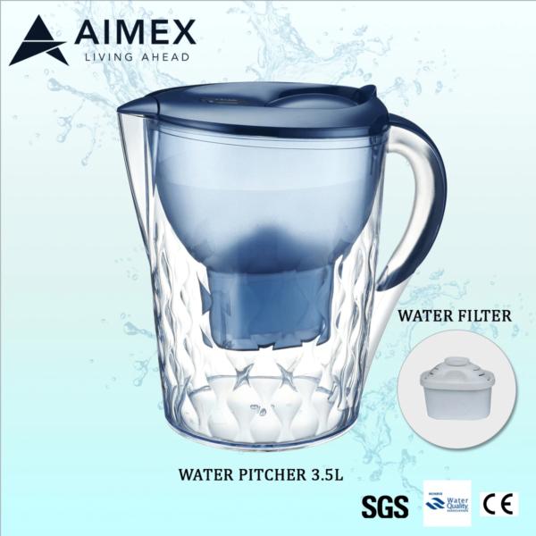 BenchTop Water Filter Pitcher Purifier Jug