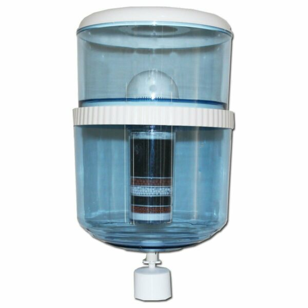 Water cooler bottle set