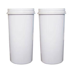 White filter x 2