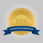 label, high quality, guarantee